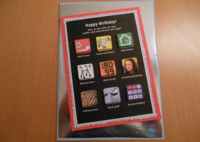 Geburtstagskarte 10