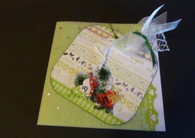 Hochzeitkarte 1