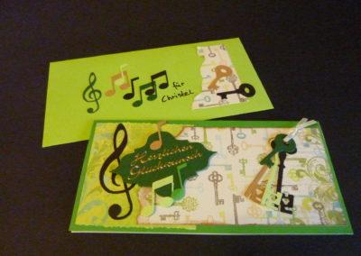 Musikkarte 3