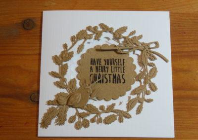 Weihnachtskarte 2